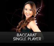 Baccarat Single Player